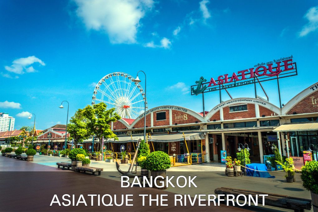 Lees hier alles over ASIATIQUE The Riverfront in Bangkok, Thailand