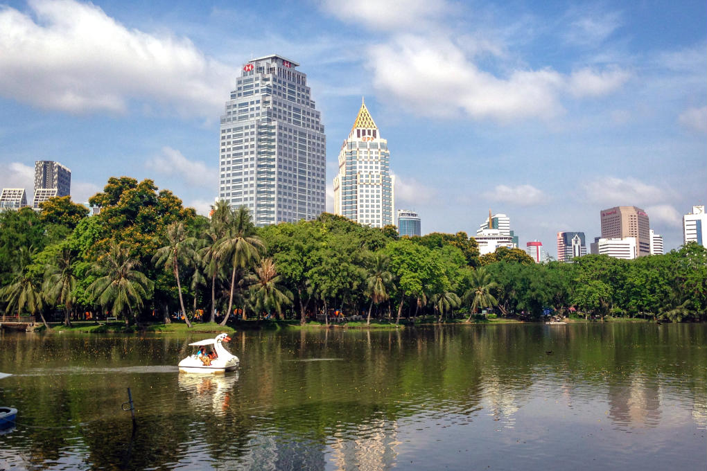 Lees hier alles over het Lumhini Park in Bangkok, Thailand.