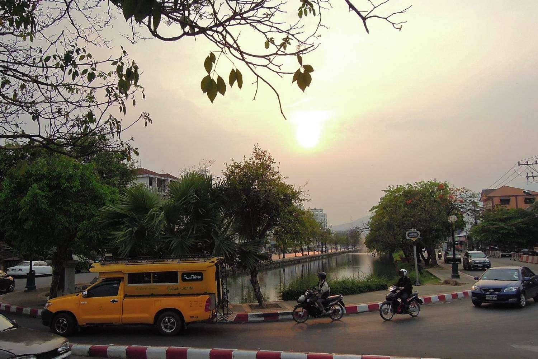 Verkeer in Chiang Mai