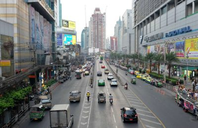 Bangkok Goedkoop Winkelen The Platinum Fashion Mall