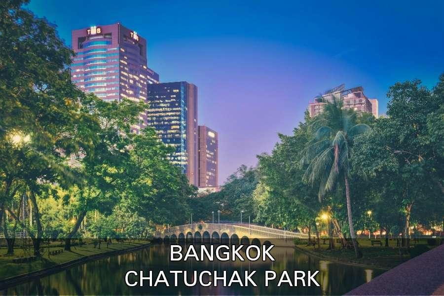 Lees Hier Alles Over Het Chatuchak Park In Bangkok, Thailand