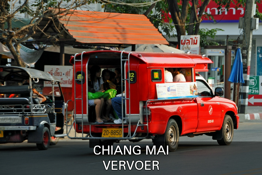 Vervoer In Chiang Mai