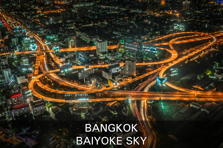 Lees Hier Alles Over Baiyoke Sky, Sky Bar In Bangkok, Thailand.