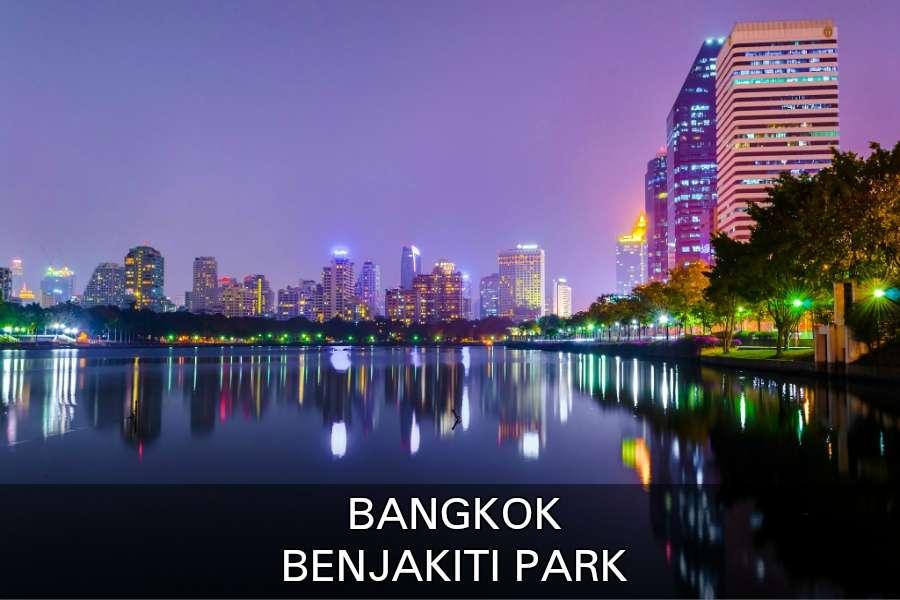 Leer Hier Verder Voor Meer Informatie Over Het Benjakiti Park In Bangkok, Thailand