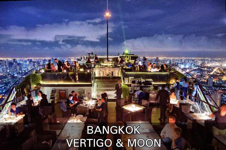 Lees Hier Alles Over De Sky Bar Vertigo & Moon In Bangkok, Thailand.