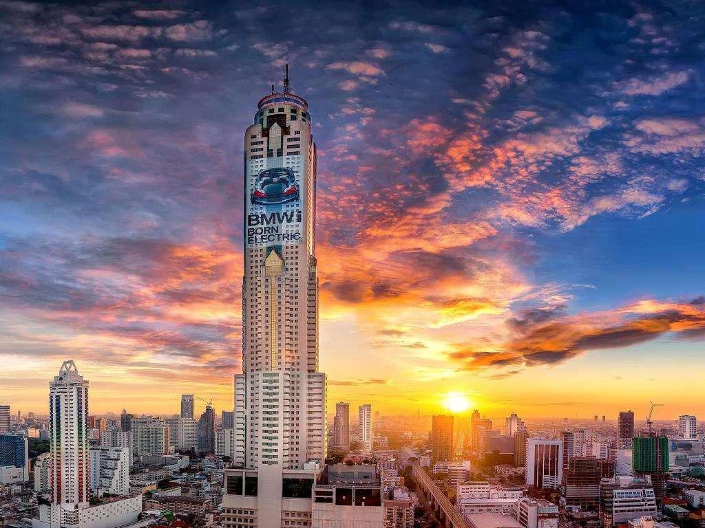 Hotels in Bangkok met uitzicht over Bangkok stad