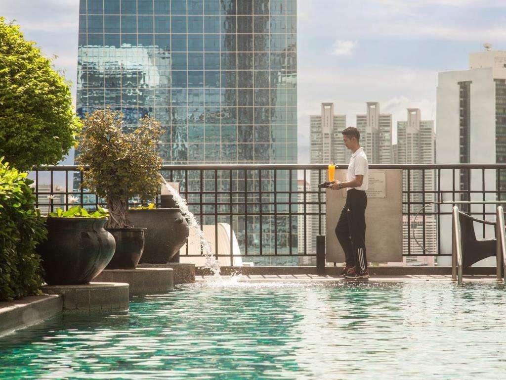 Hotel met zwembad in Bangkok