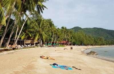 Strand Van Sairee Beach, Ko Tao