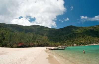 Bottle Beach In Ko Phangan