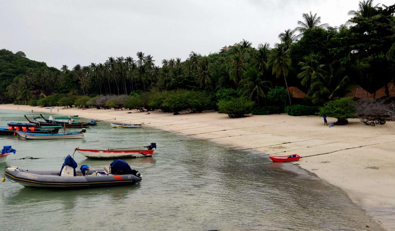Shark Bay, Thian Og Bay, Ko Tao