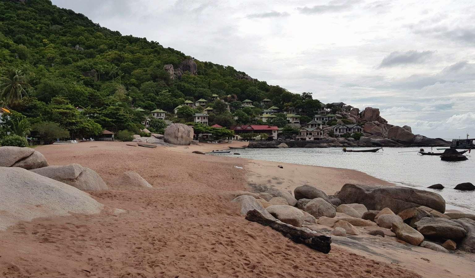 Strand Tanote Bay, Ko Tao