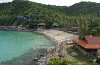 Aow Leuk Strand, Ko Tao