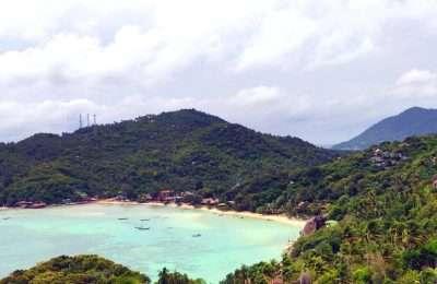 Chalok Baan Kao Bay Strand, Ko Tao