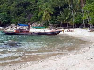 Longtailboot In Sai Nuan Bai