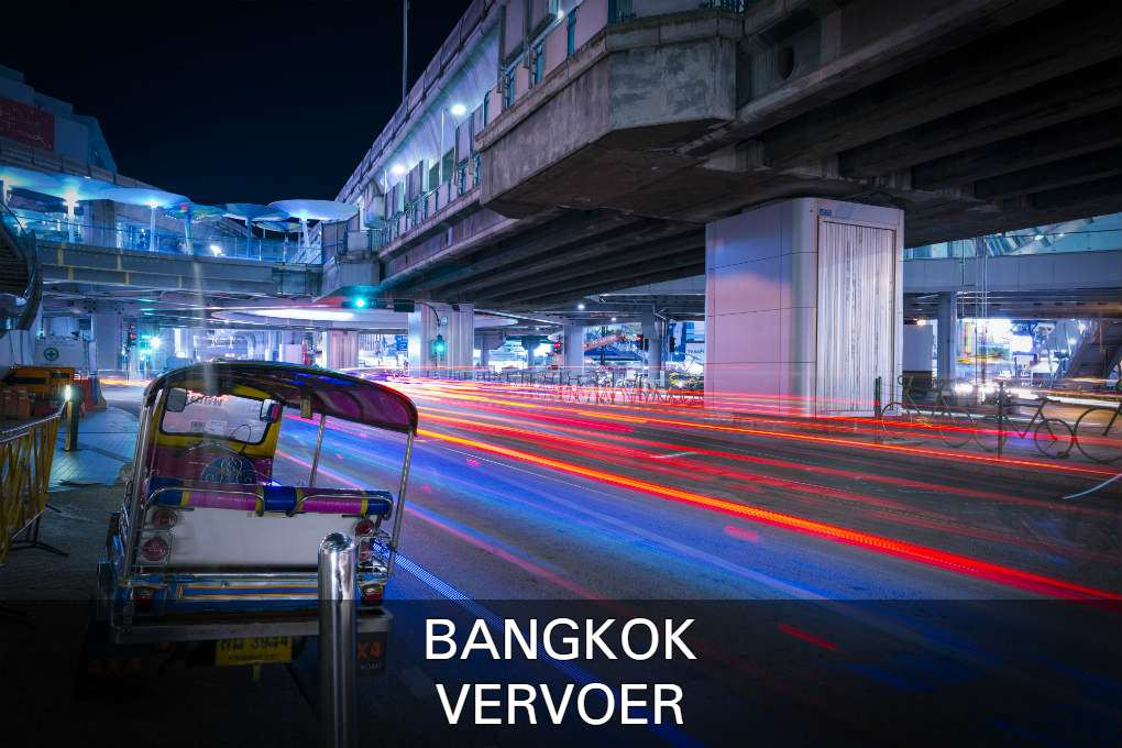 Link to information about the Public Transportation in Bangkok