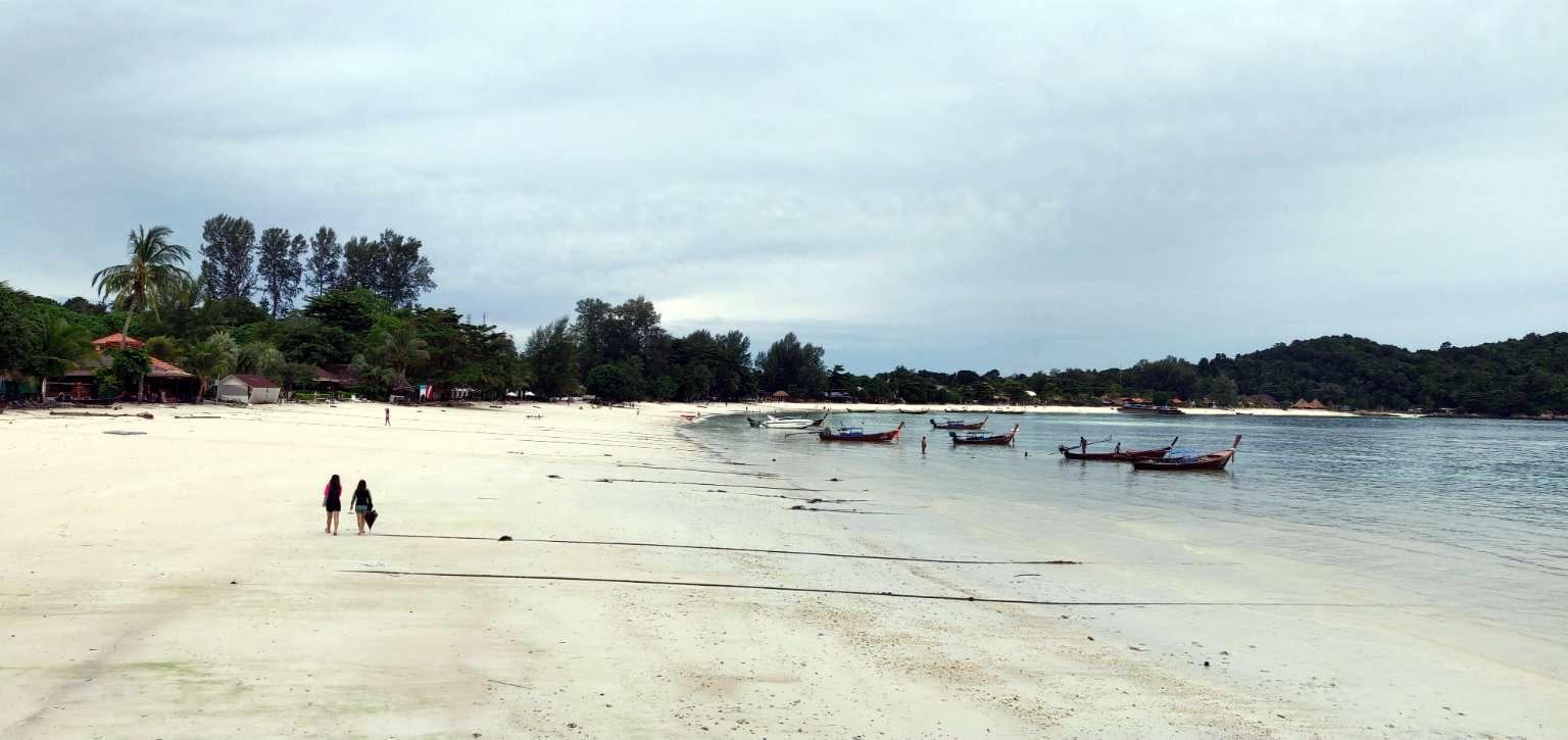 Pattaya Beach in Ko Lip, Thailand