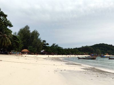 Pattaya Beach In Ko Lipe, Thailand