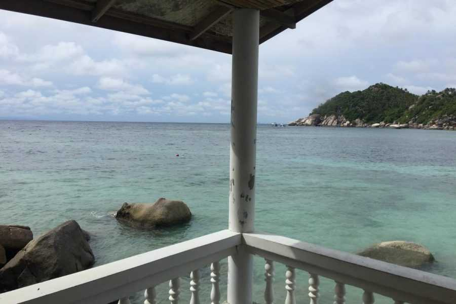 Rocky Resort op Shark Bay (Thian Og Bay), Koh Tao