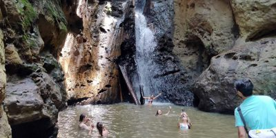 Pam Bok Waterval In Pai, Thailand