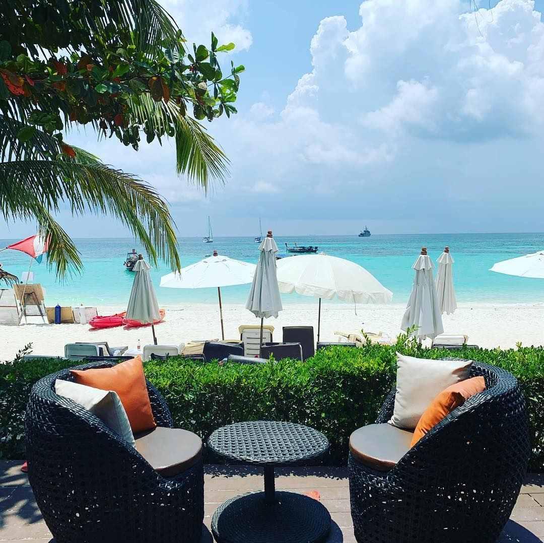 Horeca op Pattaya Beach, Koh Lipe
