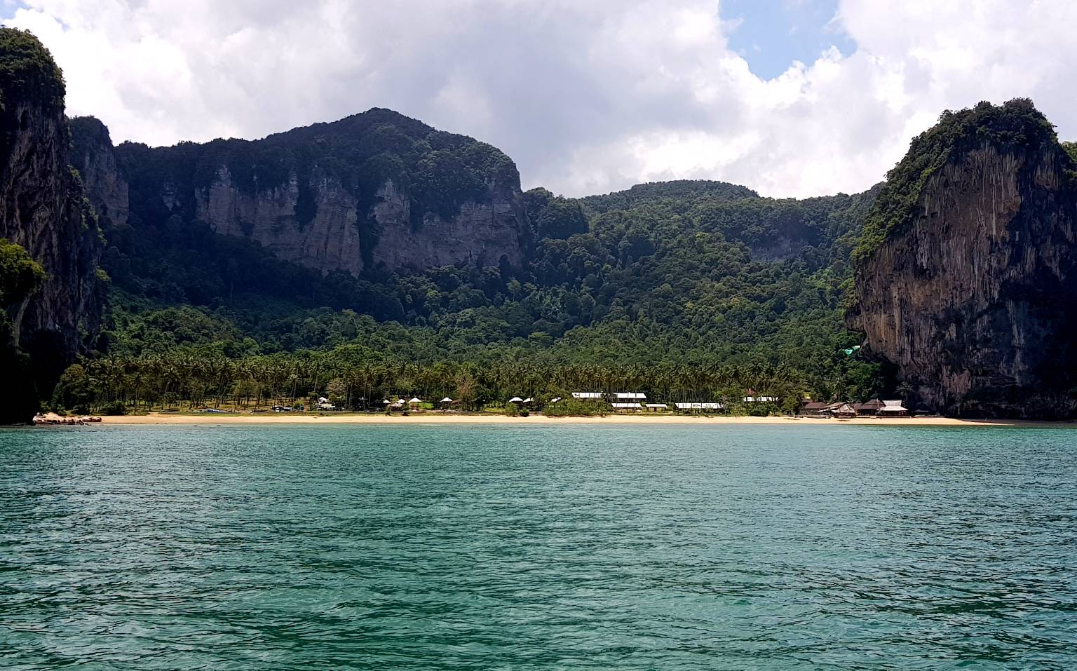 Strand en zee, Ao Ton Sai