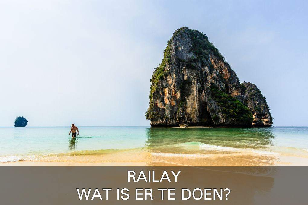 Lees hier wat er te doen is in Railay