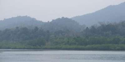 Aanzicht Op Het Eiland Ko Tarutao