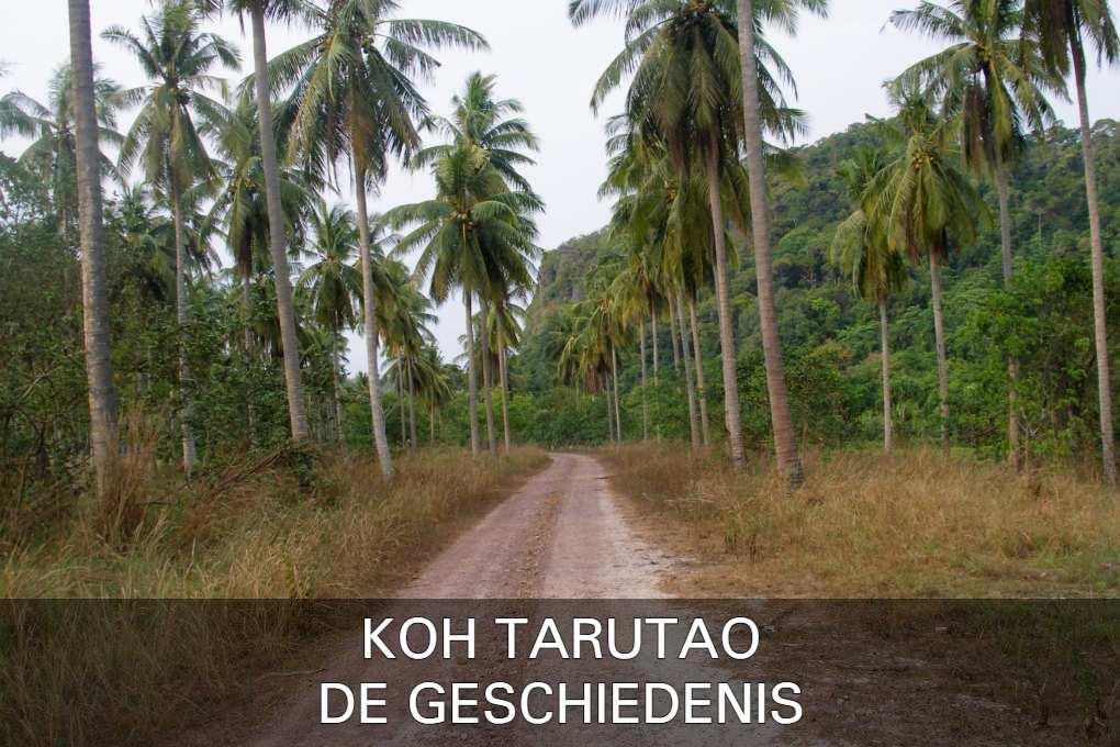 Lees Hier Over De Heftige Geschiedenis Van Koh Tarutao