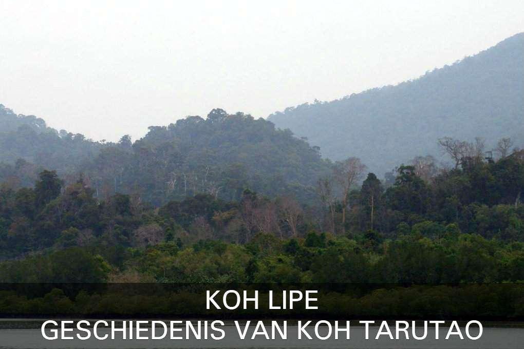 Koh Tarutao In Thailand