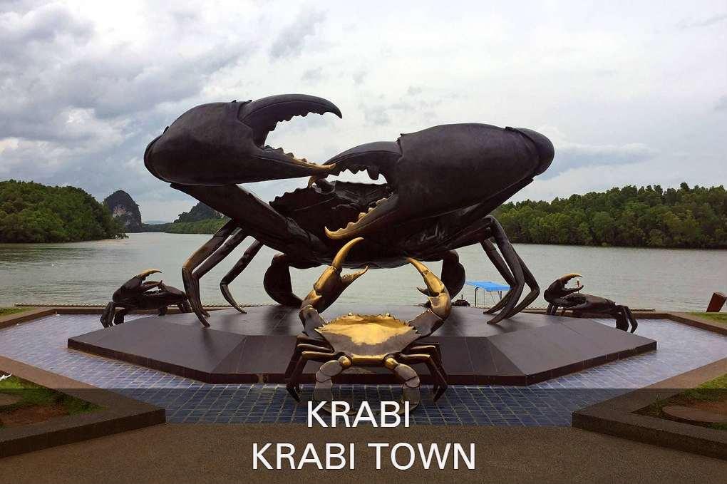 Klik hier om alles over Krabi Town te weten te komen