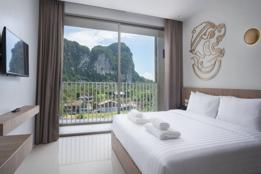 Hotel room of Centra by Centara Phu Phano Resort , Ao Nang Beach