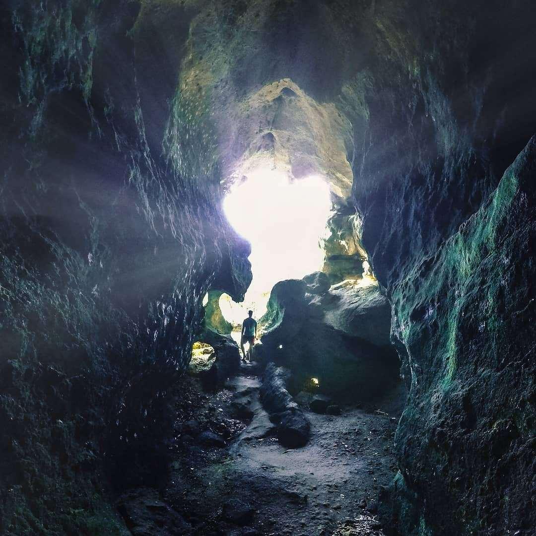 De Khanap Nam Cave vlakbij Krabi Town