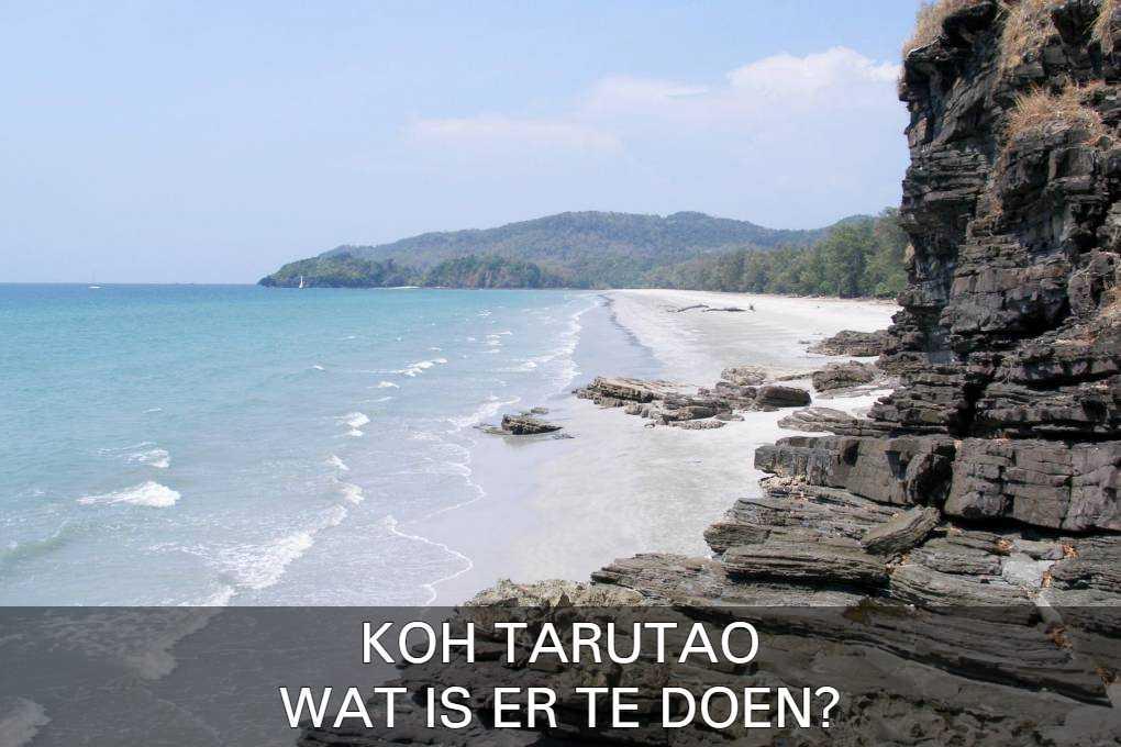 Klik Om Te Bekijken Wat Er Allemaal Te Doen Is Op Koh Tarutao In Thailand