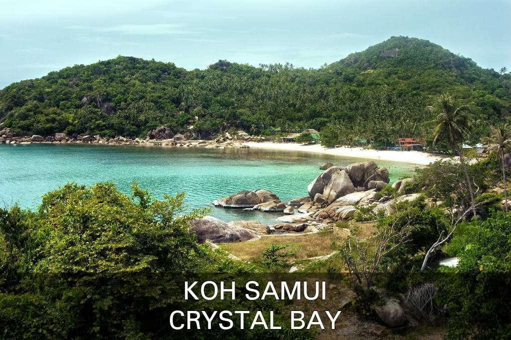 Crystal Bay, Klik hier voor alle informatie over Crystal Bay op het eiland Koh Samui in Thailand.