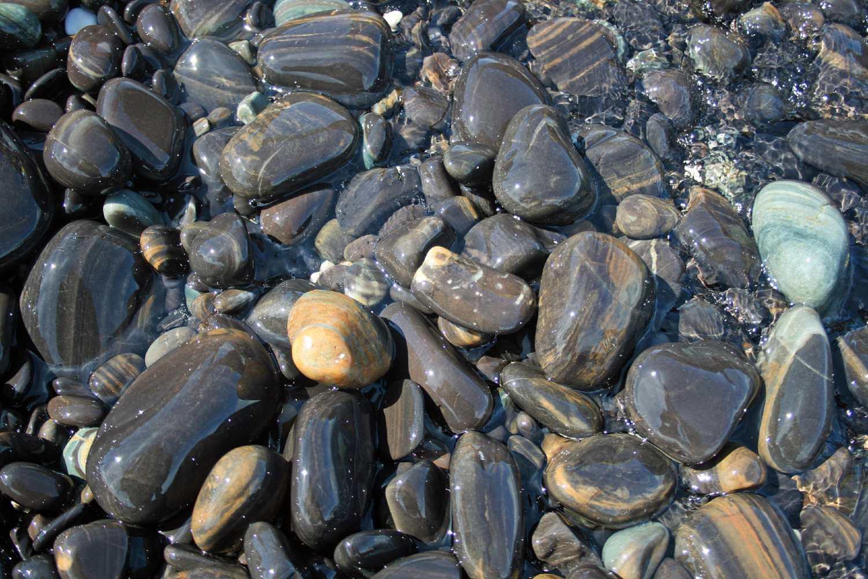 De bijzondere stenen op Koh Hin Ngam in het Tarutao National Park