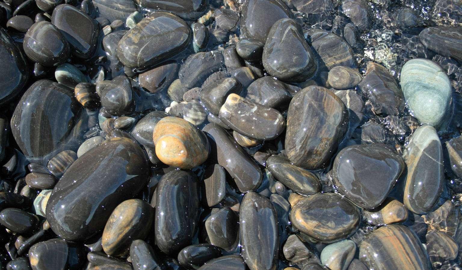 stenen op Koh Hin Ngam in het Tarutao National Park