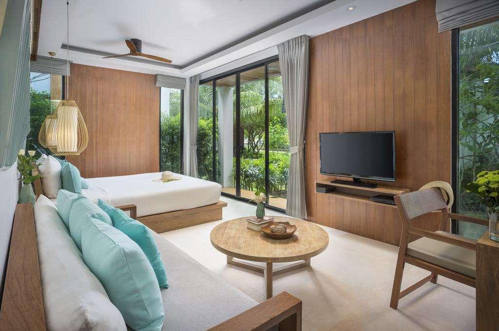 Bungalow van het Idyllic Concept Resort (een van de Beste hotels op Koh Lipe)