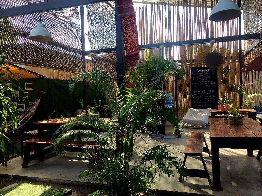 Garden of the Oasis Lipe Resort (one of the Best hotels on Koh Lipe)