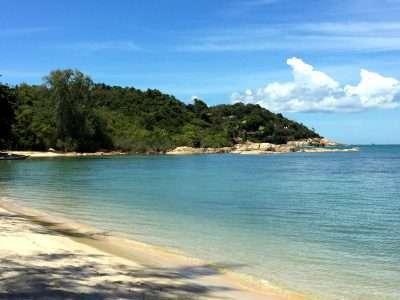 Bay Of Choeng Mon Beach