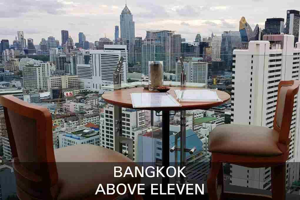 Klik Hier Als Je Alles Wilt Lezen Over Above Eleven In Bangkok