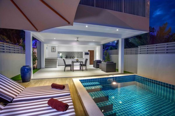 Link naar Villa Samui Blue Orchid op Koh Samui