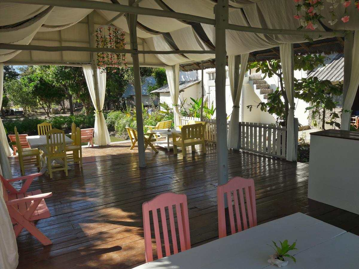 Dining area of Paitopia