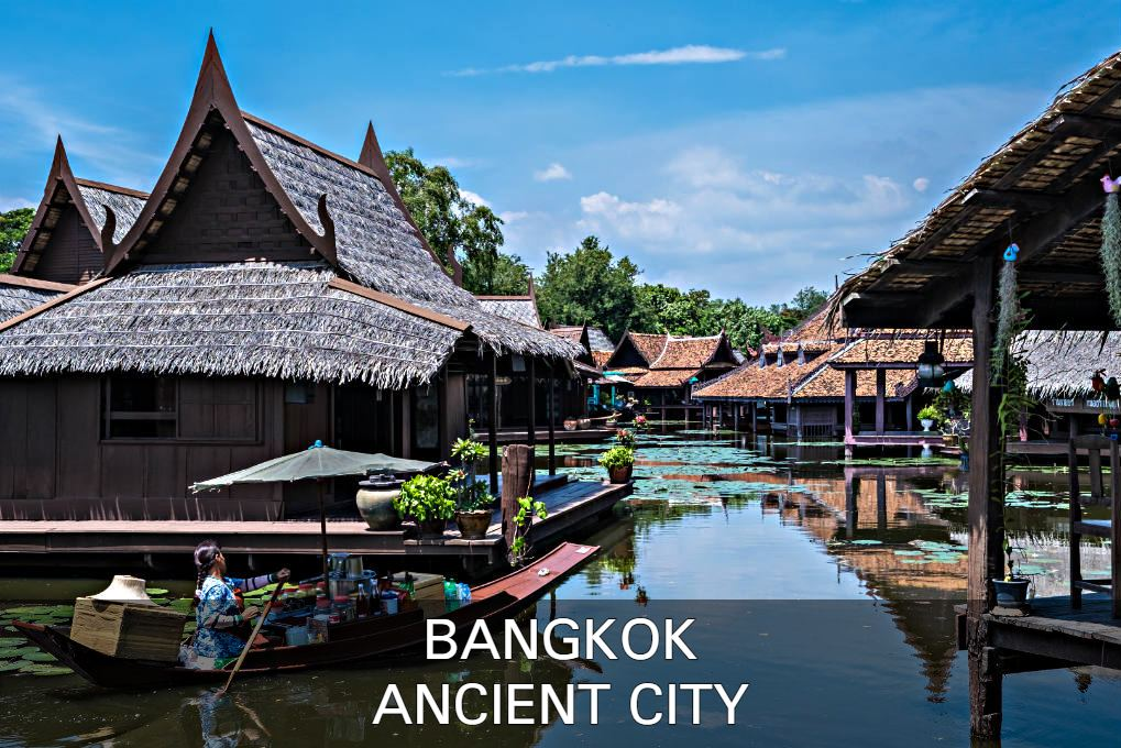 Link: Read here all about the art and culture museum Ancient City in Bangkok