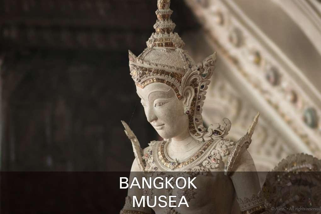 Lees hier verder voor alle musea in Bangkok, Thailand