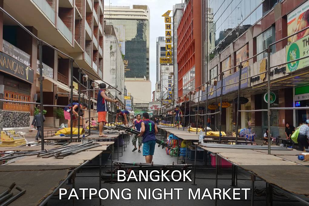 Read more about the Patpong Night Market in Bangkok