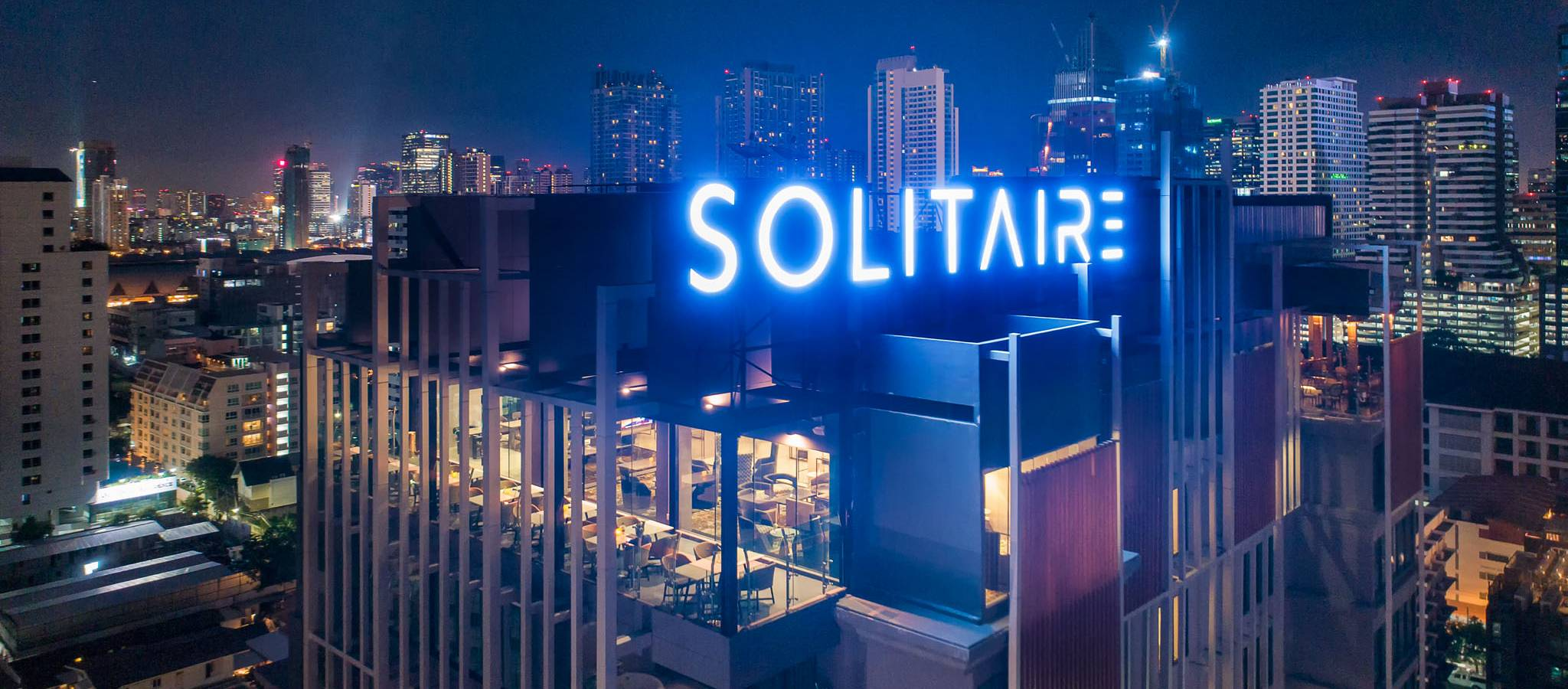 Het Solitaire Bangkok Sukhumvit Hotel