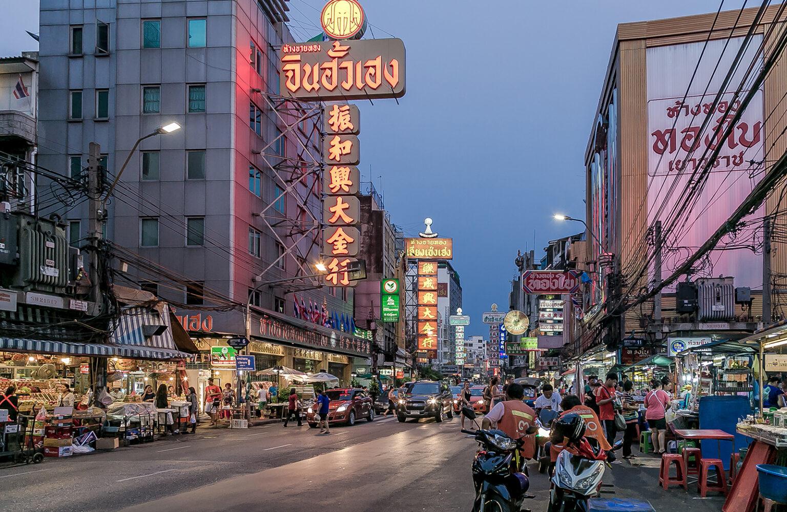 waar slapen in Chinatown