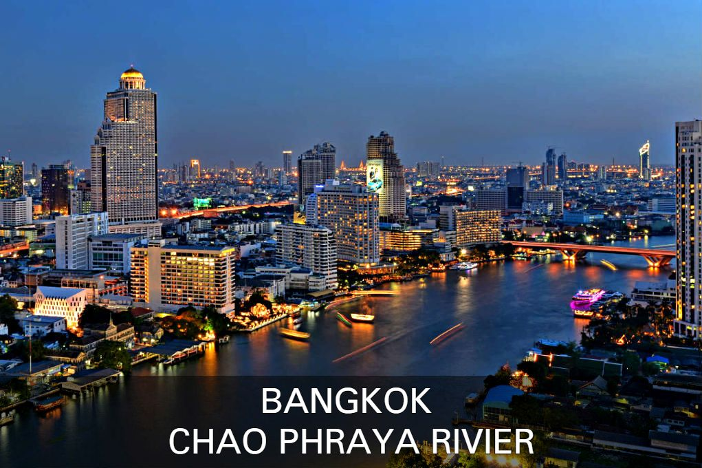 Read all about the Chao Phraya river of Bangkok here.