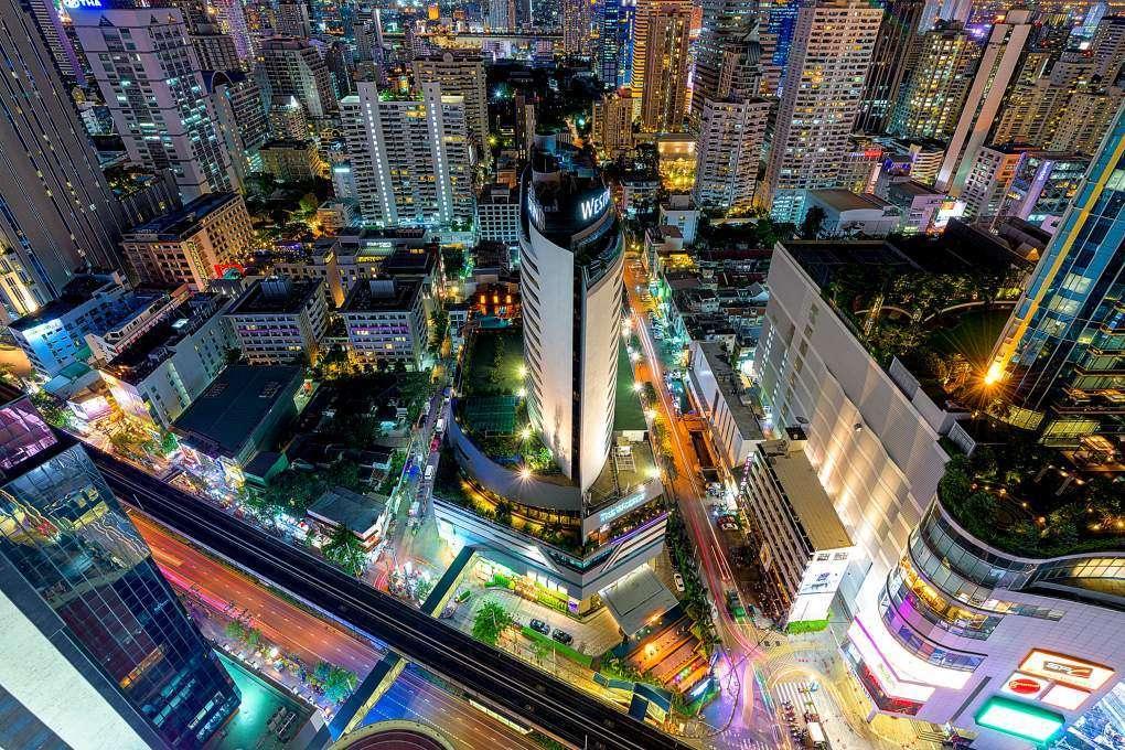 Het Westin Grande Sukhumvit in Bangkok (een van de beste hotels in de Asok buurt van Bangkok)