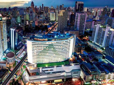 The Westin Grande Sukhumvit In The Asok Area Of Bangkok, Thailand